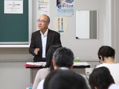 藤田事務局長